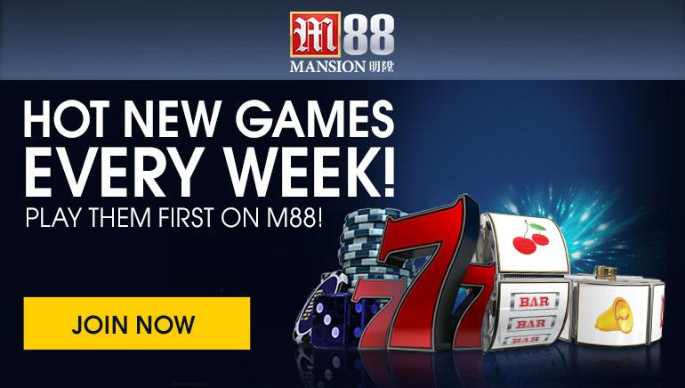m88 Casino Slots