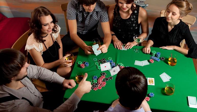Poker Dengan Wang Sebenar
