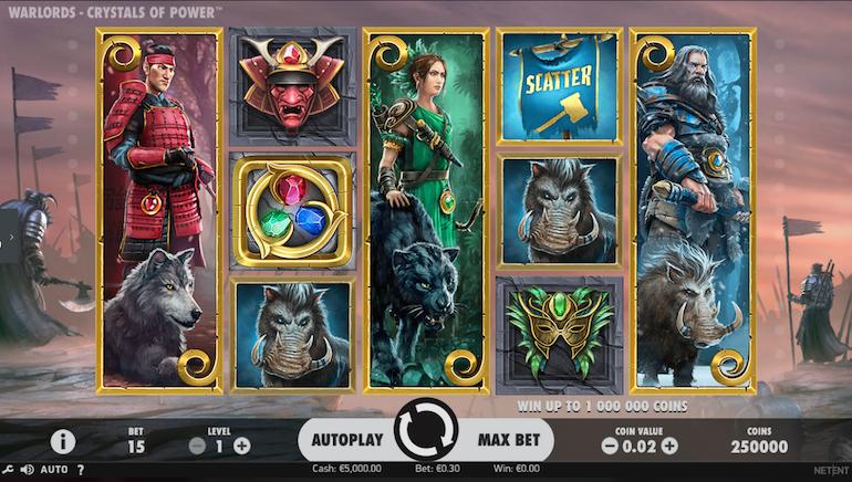 NIkmati Pilihan Hebat bagi Permainan Slot di 10Bet Casino
