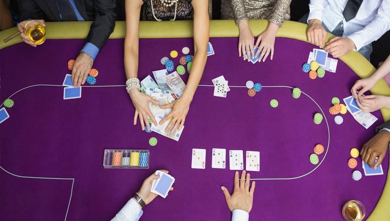 Poker Dalam Talian